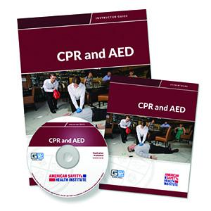 ASHI CPR and AED Training Materials