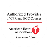 American Heart Association Authorized CPR and ECC Courses