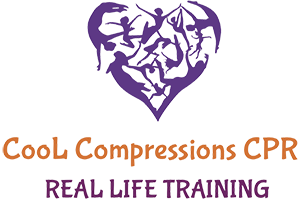 Cool Compressions CPR Logo