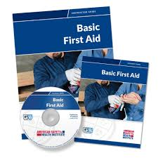 ASHI Basic First Aid Training Materials