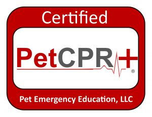 Pet CPR+ Certification Program