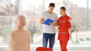 CPR First Aid instructor certification course